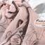 ผ้าพันคอแฟชั่นลายวินเทจ Vintage : สีชมพู CK0137 thumbnail 10