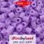 เม็ดบีท (Beads) ขนาด 5 มิล (ถุงละ 500 เม็ด) thumbnail 12