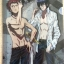 K anime : Suoh Mikoto + Reisi Munakata Clear Folder thumbnail 1