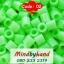 เม็ดบีท (Beads) ขนาด 5 มิล (ถุงละ 500 เม็ด) thumbnail 2