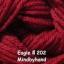 ไหมพรม Eagle กลุ่มใหญ่ สีพื้น รหัสสี 202 thumbnail 1