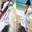 ผ้าคลุมชายหาด : สีผสมโทนอ่อนสลับเข้ม AB0016 thumbnail 5