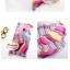 ผ้าพันคอแฟชั่นลายสวยน่ารัก Kawaii : สีชมพู CK0034 thumbnail 2