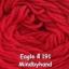 ไหมพรม Eagle กลุ่มใหญ่ สีพื้น รหัสสี 191 thumbnail 1