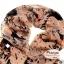 ผ้าพันคอแฟชั่นลายโอลีฟ Olive : สีน้ำตาล CK0359 thumbnail 6