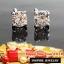 INSPIRE JEWELRY ต่างหูเพชรสวิสเกรด AAA++ น้ำงาม เจียเหลี่ยม H&A งานจิวเวลลี่แบบร้านเพชร ร้านทอง ตัวเรือนขึ้นด้วยทองเหลืองนอก ชุบทองขาว / Pattinum plated สำหรับเป็นของขวัญปีใหม่ 2018 ,วันเกิด,วาเลนไทน์ หรือใส่เองได้กับเสื้อผ้าทุกชุด thumbnail 4