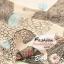 ผ้าพันคอแฟชั่นลายสวยน่ารัก Kawaii : สีชมพู CK0241 thumbnail 3