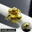 INSPIRE JEWELRY แหวนกระดิ่ง มีเสียง น่ารัก เรียกทรัพย์ได้(ตามความเชื่อ) พร้อมถุงซิบแดง ตัวเรือนขึ้นด้วยทองเหลืองนอก thumbnail 1