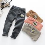 qm04 กางเกงขายาว size 100-140 5 ตัวต่อแพ็ค