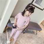 pr3261 เสื้อ+กางเกง เด็กโต 140-160 3 ตัวต่อแพ็ค