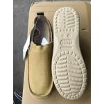 รองเท้า CROCS ผู้ชาย ไซส์ 40-45 สีครีม