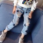 hh67กางเกงยีนส์ เด็กโต size 120-160 3 ตัวต่อแพ็ค (เลือกไซส์ได้ให้ครบแพ็ค)
