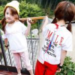 hh230 เสื้อ+กางเกง เด็กโต size 140-160 3 ตัวต่อแพ็ค