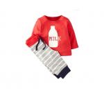 km2564 เสื้อยืดแขนยาว+กางเกงขายาว 5 ตัวต่อแพ็ค