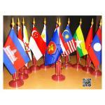 EVS-06 ธงฐานคู่อาเซียน