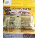kinetic sand สีทราย