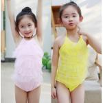 zy174 ชุดว่ายน้ำเด็กหญิง 4 ชุดต่อแพ็ค