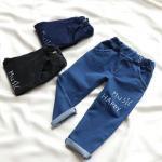 qm09 กางเกงขายาว size 100-140 5 ตัวต่อแพ็ค