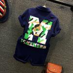 ye614 เสื้อ+กางเกง size 7-15 5 ตัวต่อแพ็ค