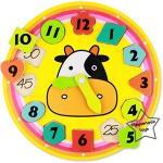 2SW-F120 นาฬิกาบล็อกวัวจับคู่รูปทรง