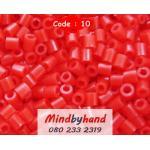 เม็ดบีท 5 มิล Code สี 10