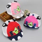 yu877 หมวกเด็ก 5 ใบต่อแพ็ค คละสี