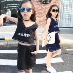 hh46 เสื้อ+กระโปรง เด็กโต size 140-160 3 ตัวต่อแพ็ค