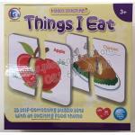 PS-3047 Happy stitching สิ่งที่ต้องกิน (Thing I Eat)