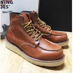 รองเท้าหนังเรดวิง Red Wing 875 งานมิลเลอร์ หนังแท้ size 39-45