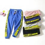 su3086 กางเกงขายาว size 100-140 5 ตัวต่อแพ็ค