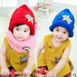 yu617 หมวกเด็ก 5 ใบต่อแพ็ค