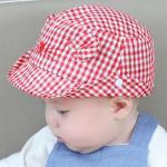yu1203 หมวกเด็ก 5 ใบต่อแพ็ค **คละสี**