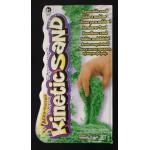 Kinetic sand 907 g สีเขียว