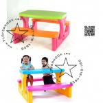 PPTC-003 ชุด โต๊ะปิคนิค (Picnic Table)