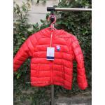 เสื้อขนเป็ดเด็ก Peppa Pig สีแดง Size: 90