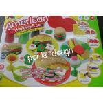 American Burger set