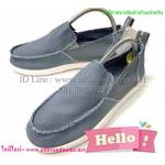 รองเท้า CROCS ผู้ชาย ไซส์ 40-44 สีฟ้า