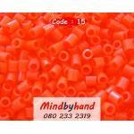 เม็ดบีท 5 มิล Code สี 15