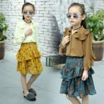 hz1506 เสื้อ เด็กโต size 110-160 6 ตัวต่อแพ็ค