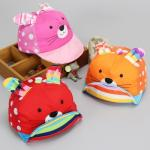 yu881 หมวกเด็ก 5 ใบต่อแพ็ค คละสี