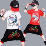 gz57 เสื้อ+กางเกง เด็กโต size 110-160 3 ตัวต่อแพ็ค**คละไซส์ได้ จำนวนให้ครบแพ็ค**