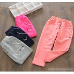 su3062 กางเกงขายาว size 100-140 5 ตัวต่อแพ็ค