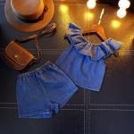 เสื้อ+กางเกง size 7-15 5 ชุดต่อแพ็ค **พร้อมส่ง**
