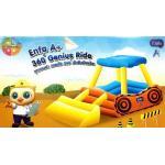 เอนฟา เอพลัส 360° นักขับอัจฉริยะ(รถตักสีส้มเป่าลม)
