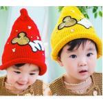 yu605 หมวกเด็ก 5 ใบต่อแพ็ค