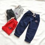 qm17 กางเกงขายาว size 100-140 5 ตัวต่อแพ็ค