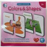 PS-3043 Happy stitching สี และรูปร่าง (Color & Shapes)