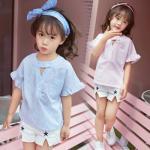pr3514 เสื้อ เด็กโต 140-160 3 ตัวต่อแพ็ค