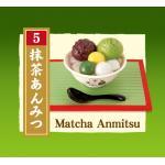 Matcha Anmitsu
