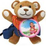 สายจูงตุ๊กตา รูปหมี